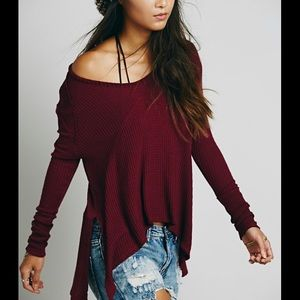 Free People WTF Sunset Park Thermal